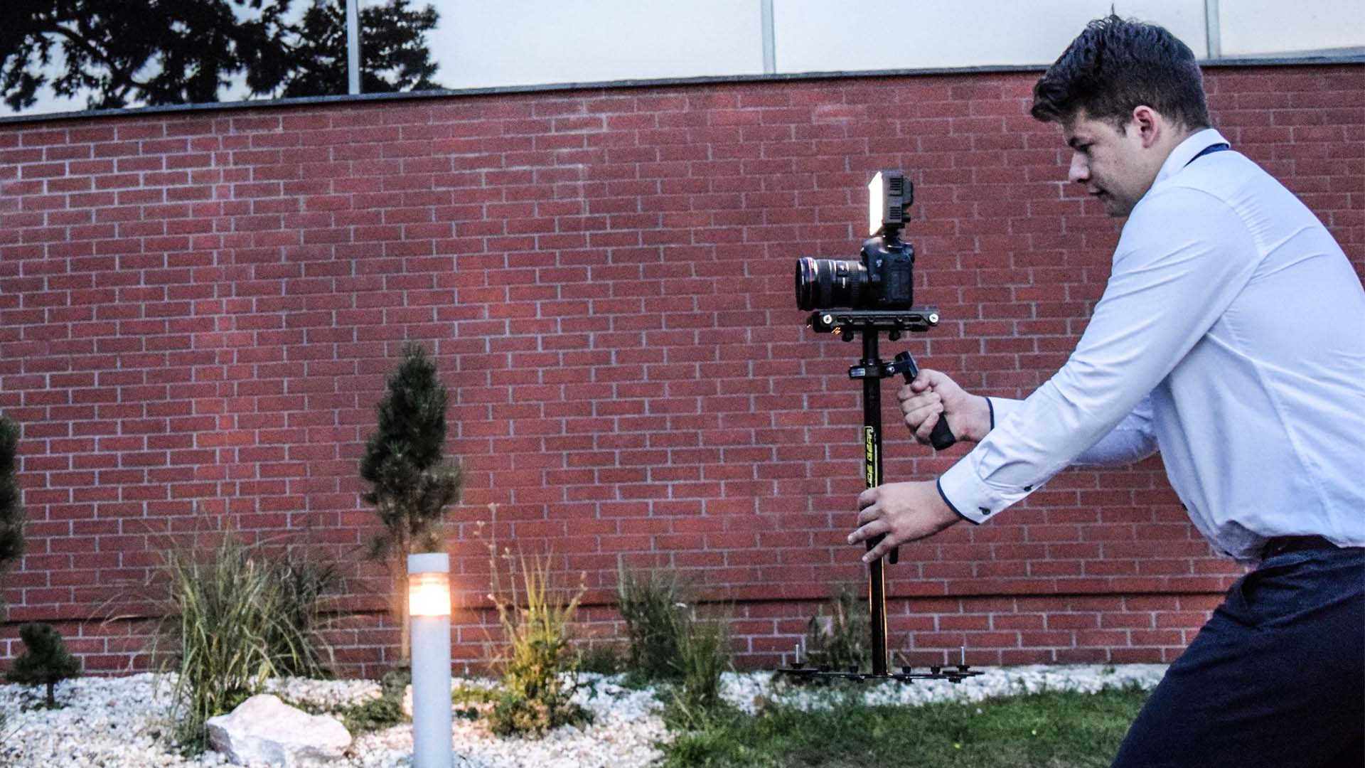 Filmowiec na ślub